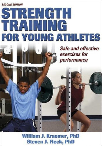 Strength Training for Young Athletes - 2nd Edition