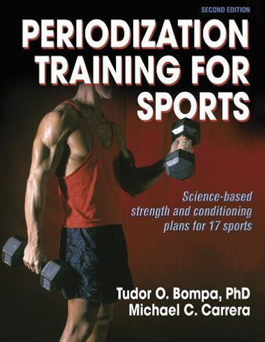 Periodization Training for Sports - 2nd Edition