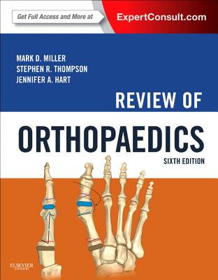 Review of Orthopaedics, 6th Edition: Expert Consult ISBN: 9781437720242