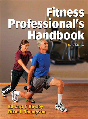 Fitness Professional's Handbook - 6th Edition