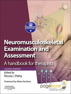 Neuromusculoskeletal Examination and Assessment, 4th Edition ISBN: 9780702055041