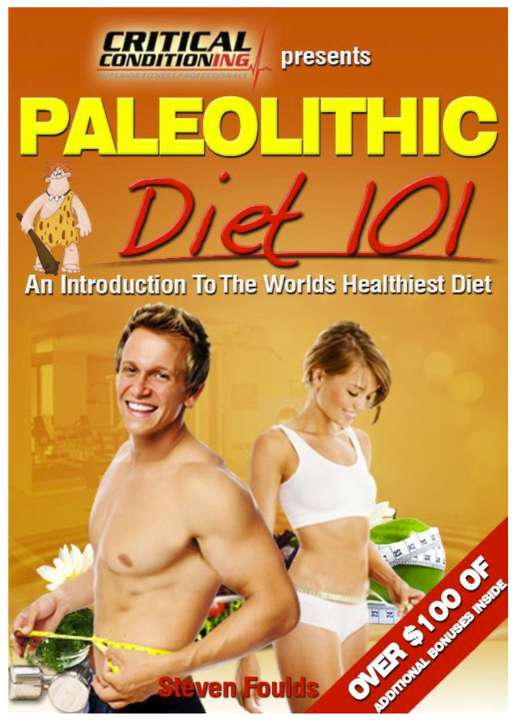 Paleolithic Diet 101 - eBook
