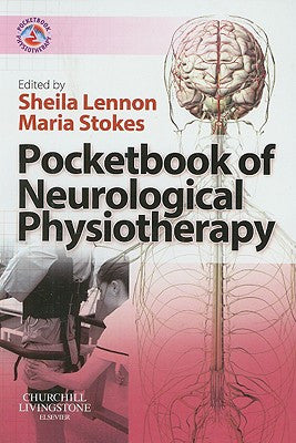 Pocketbook of Neurological Physiotherapy ISBN: 9780443068546
