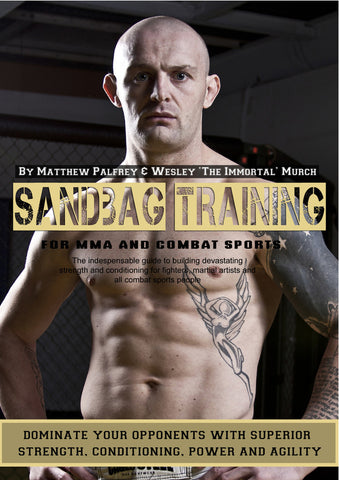 Sandbag Training For MMA & Combat Sports - Sample eBook