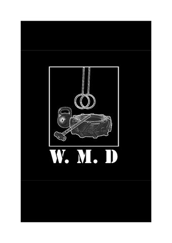 W.M.D: Strength and Conditioning for the Martial Artist