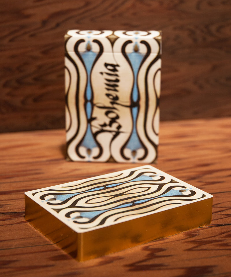 Uusi Limited Edition Gilded Playing Card Deck