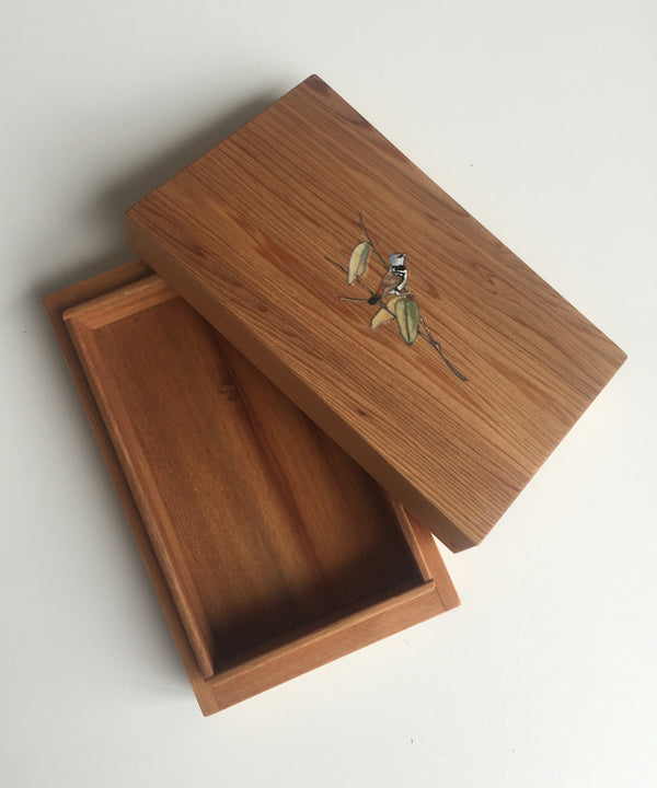 Cypress Avian Tarot Box