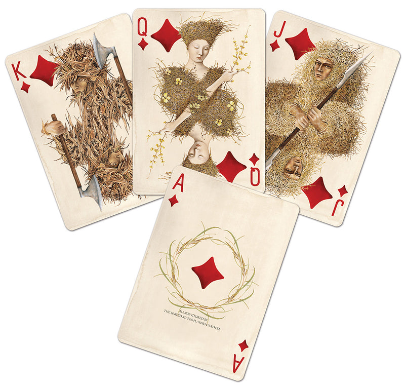 Pagan Blue Limited Edition Playing Card Deck