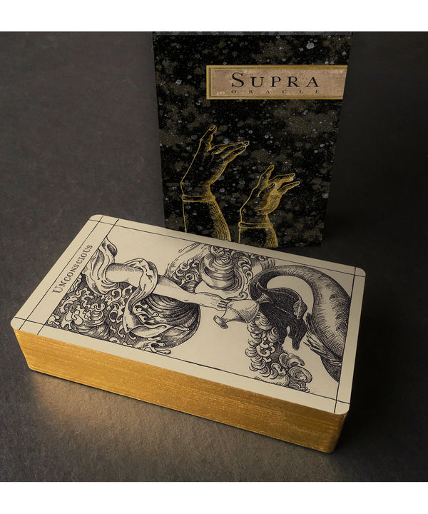 "Second Edition ""Supra"" oracle / 24KT Gilded"
