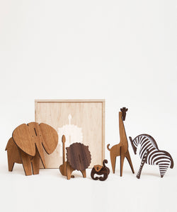 Moderne Safari Box Set