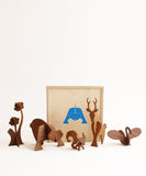 Moderne Wood Box Set