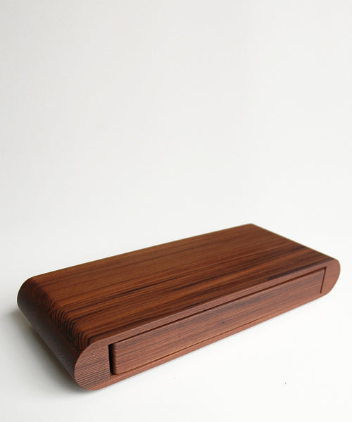 Redwood Playing Card Swivel Case