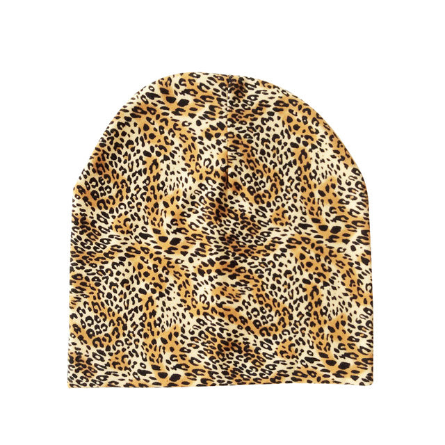 Cotton Baby Hat Animal print