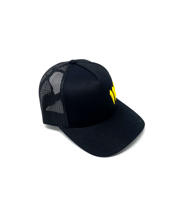 Dortmund black and yellow trucker cap