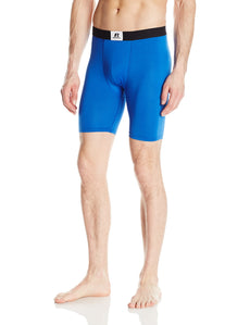 594e3d0b36 Russell Athletic Men's Compression Short 6