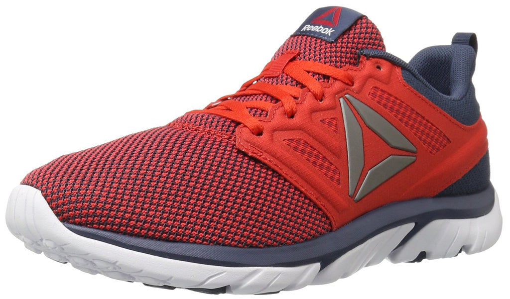 4ac4da34ea1 Reebok Men s Zstrike Run Se Running Shoe Riot Red Royal Slate White 11.5 M