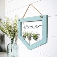Load image into Gallery viewer, Home • Air Plant Holder - rustandglam