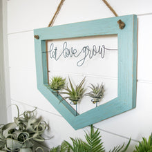 Load image into Gallery viewer, Custom Wide Pentagonal Air Plant Holder