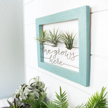 Load image into Gallery viewer, Custom Rectangular Air Plant Holder