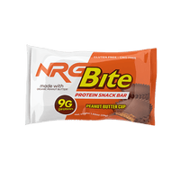NRG Bite Peanut Butter Cup Protein Snack Bar - 12 ct.