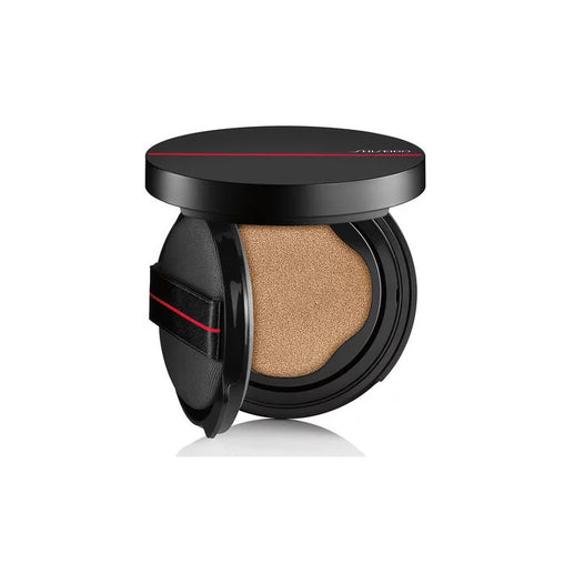 Shiseido Synchro Skin Cushion Compact Foundation 350 Maple