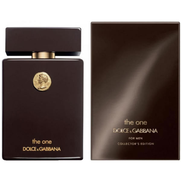 Dolce And Gabbana The One For Men Eau De Toilette Spray 50ml Limited Edition