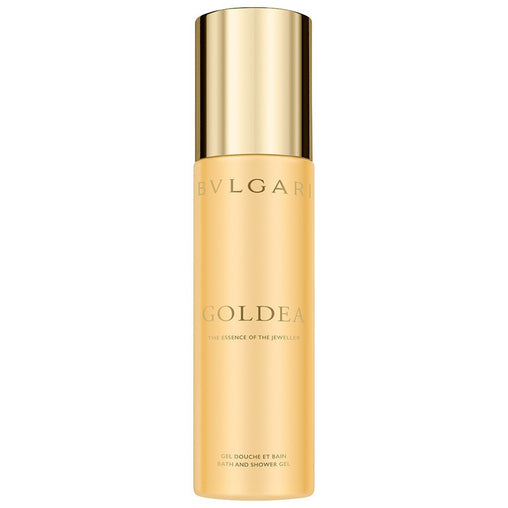 Bvlgari Goldea Bath And Shower Gel 200ml