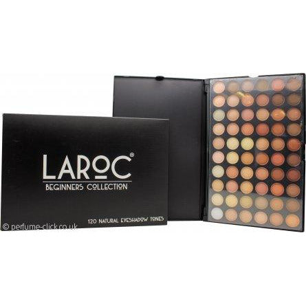 LaRoc Cosmetics Eyeshadow Palette 156g - 120 Natural Colors