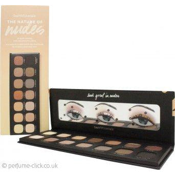 bareMinerals Be Nature Of Nudes Eye Colour Palette 15.8g