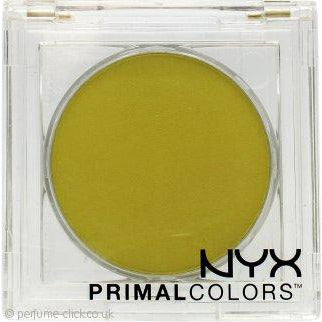 NYX Pigment Primal Colours 3g - Hot Yellow 05