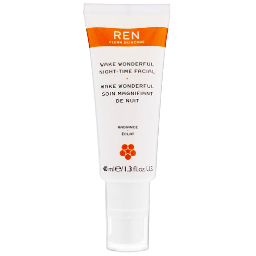 Ren Wake Wonderful Night-Time Facial 40ml