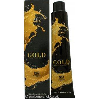 Gold Hair Care Hair Colourant 100ml - 1 Black