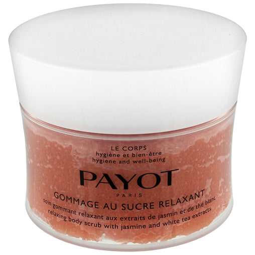 Payot Gommage Au Sucre Relaxant Jasmine And White Tea Body Scrub 200ml
