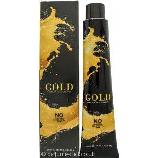 Gold Hair Care Hair Colourant 100ml - 4.22 Medium Intense Violet Brown