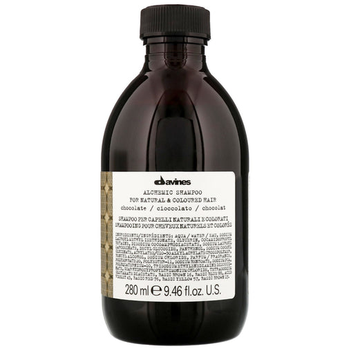 Davines Alchemic Shampoo 280ml - Chocolate