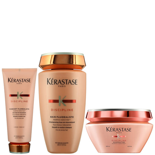 Kérastase Discipline Bain Fluidealiste Smooth-In-Motion Shampoo Anti Frizz 250ml
