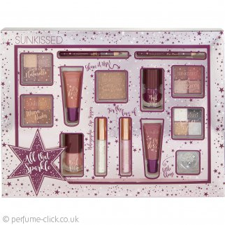 Sunkissed All That Sparkle Gift Set 14 Pieces