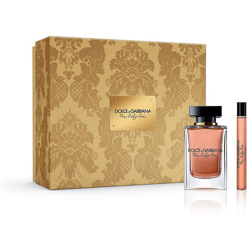 Dolce & Gabbana The Only One Gift Set 50ml EDP + 10ml EDP