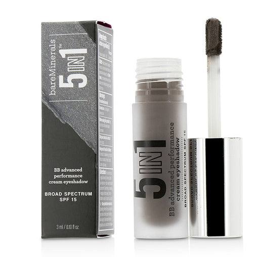 bareMinerals 5-in-1 BB Advanced Performance Cream Eye Shadow 3ml - Smoky Espresso
