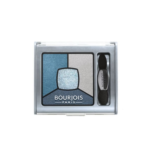 Bourjois Palette Smoky Stories 011 E Blue Issant