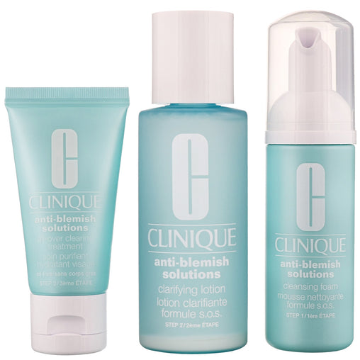 Clinique Cleansing Range Clarifying Lotion 400ml 3 - Oily