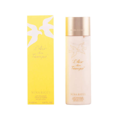 Nina Ricci L'Air Du Temps Soft Body Lotion 200ml