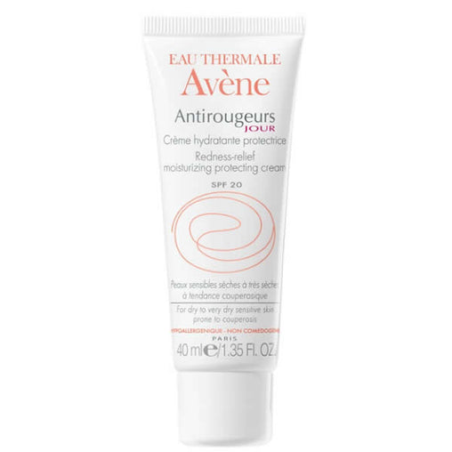 Avene Redness Relief  Moisturising Protecting Cream Spf20 40ml
