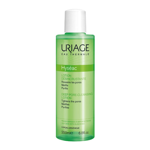 Uriage Hyséac Deep Pore Cleansing Lotion 200ml
