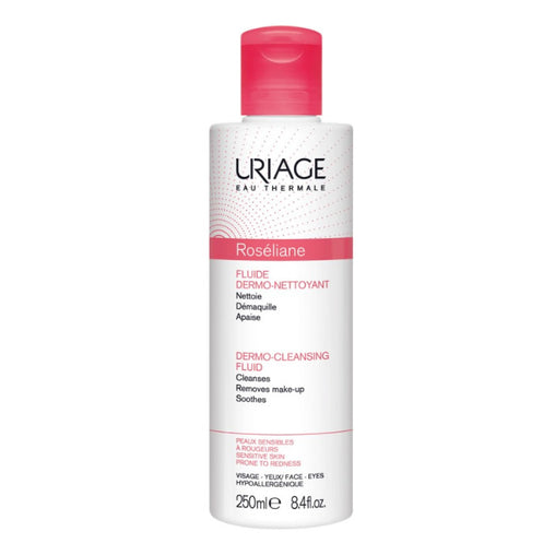 Uriage Roséliane Dermo Cleansing Fluid 250ml