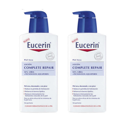 Eucerin Urea Repair Plus Locion 2x400ml