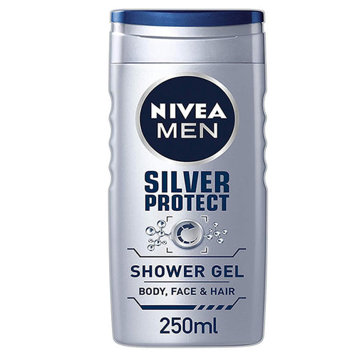 Nivea Men Silver Protect Shower Gel 250ml