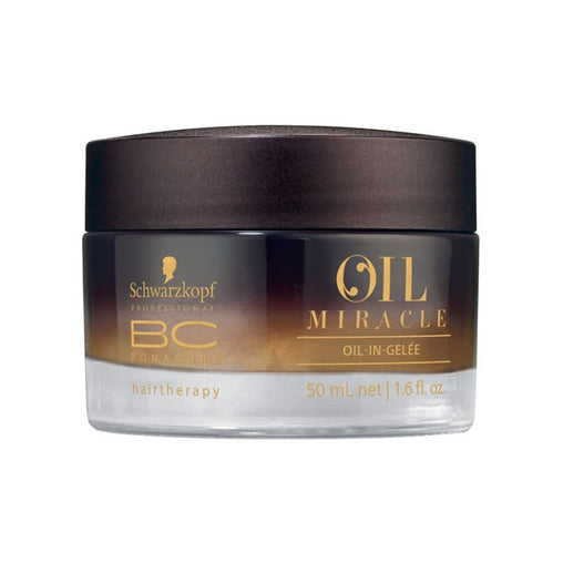 Schwarzkopf Bc Oil Miracle Oil-In-Gelée 50ml