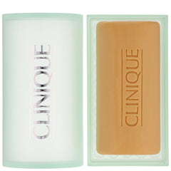 Clinique Facial Soap Oily Skin Formula With Soap Dish 100g