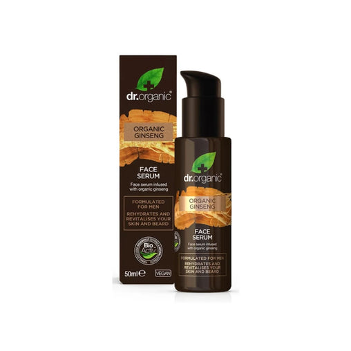 Dr. Organic Ginseng Face Serum 50ml